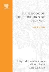 Handbook of the Economics of Finance PDF