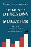 Building a Business of Politics PDF