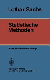 Statistische Methoden: Ausgabe 4