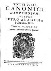 Totius juris canonici compendium: Band 2