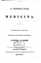 A. Cornelii Celsi Medicina
