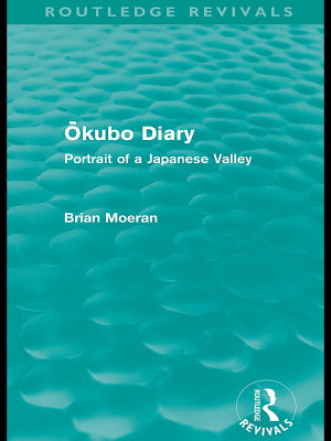 kubo Diary  Routledge Revivals  PDF