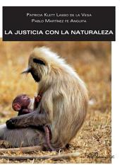La justicia con la naturaleza