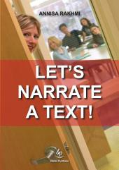 Lets Narrate A Text!
