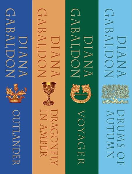 Download The Outlander Series Bundle  Books 1  2  3  and 4 Book