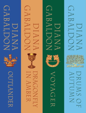 The Outlander Series Bundle  Books 1  2  3  and 4