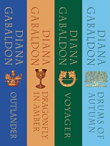 The Outlander Series Bundle  Books 1  2  3  and 4 Book