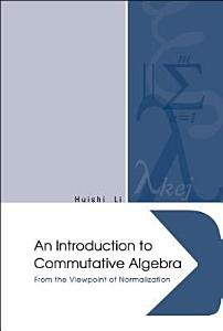 An Introduction to Commutative Algebra PDF