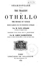 The Tragedy of Othello: The Moore of Venice
