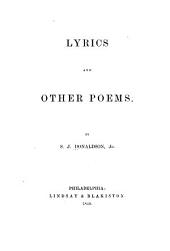 Lyrics: And Other Poems