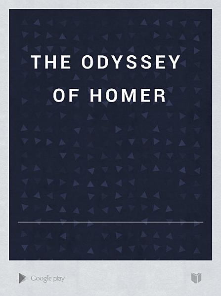 Download The Odyssey of Homer Book