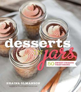Desserts in Jars Book