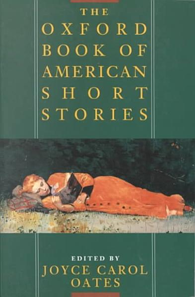 Download The Oxford Book of American Short Stories Book