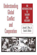 Understanding Global Conflict and Cooperation Book