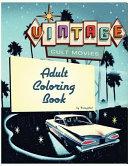 Cult Movie Adult Coloring Book PDF