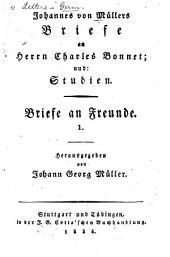 Johannes von Müllers sämmtliche Werke: Volumes37à38