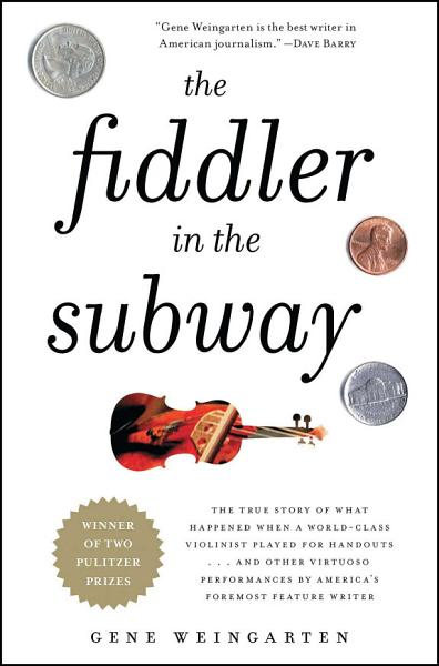Download The Fiddler in the Subway Book