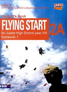 FLYING START     Jilid 2A Book