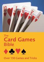 The Card Games Bible PDF