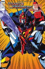 Transformers '84: Secrets and Lies #3