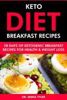 Keto Diet Breakfast Recipes PDF