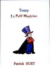 Tomy le petit magicien: La clef de la chambre