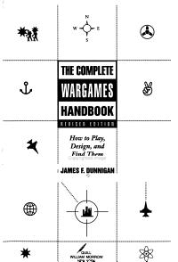The Complete Wargames Handbook PDF