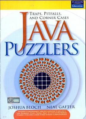Java  Puzzlers  Traps  Pitfalls  And Corner Cases PDF