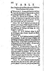 Le père désirant ou histoire de la fourberie de Louvain