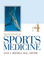 Encyclopedia of Sports Medicine PDF