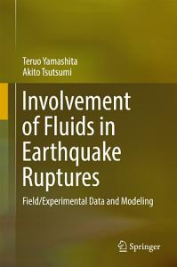 Involvement of Fluids in Earthquake Ruptures PDF