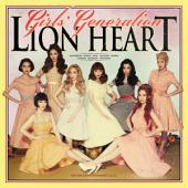 [Drum Score]Lion Heart(쉬운악보)-소녀시대: Lion Heart - The 5th Album(2015.08) [Drum Sheet Music]