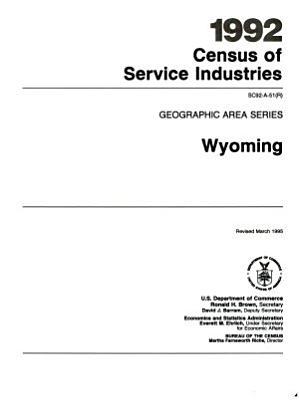 1992 Census of Service Industries PDF