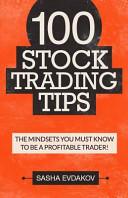 100 Stock Trading Tips