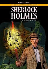 Sherlock Holmes Tome 3: Les adorateurs de Kâli