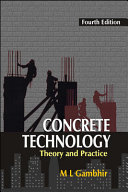 Concrete Technology 4E PDF
