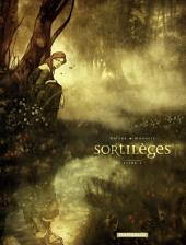 Sortilèges - Cycle 1 - Tome 1 -