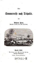 Eine Sommerreise nach Tripolis
