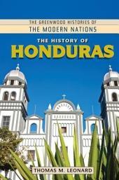 The History of Honduras
