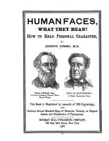 Human Faces  what They Mean PDF