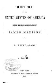History of the United States of America: Volume 9