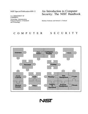 An Introduction to Computer Security PDF