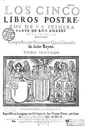 Anales de la corona de Aragón...