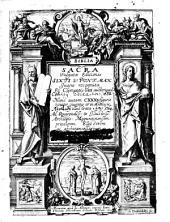 Biblia sacra vulgatae editionis Sixti V. pontificis maximi jussu regognita et Clementis VIII. auctoritate edita