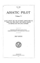 Asiatic Pilot: Volume 5