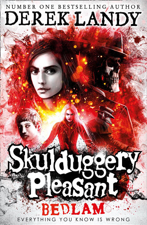 Bedlam  Skulduggery Pleasant  Book 12