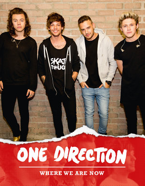 One Direction  Where We Are Now