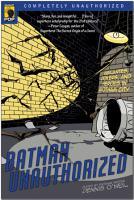 Batman Unauthorized PDF