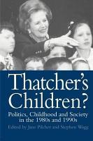 Thatcher s Children  PDF