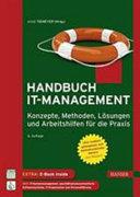 Handbuch IT Management   Konzepte  Methoden  L  sungen und Arbeitshilfen f  r die Praxis PDF